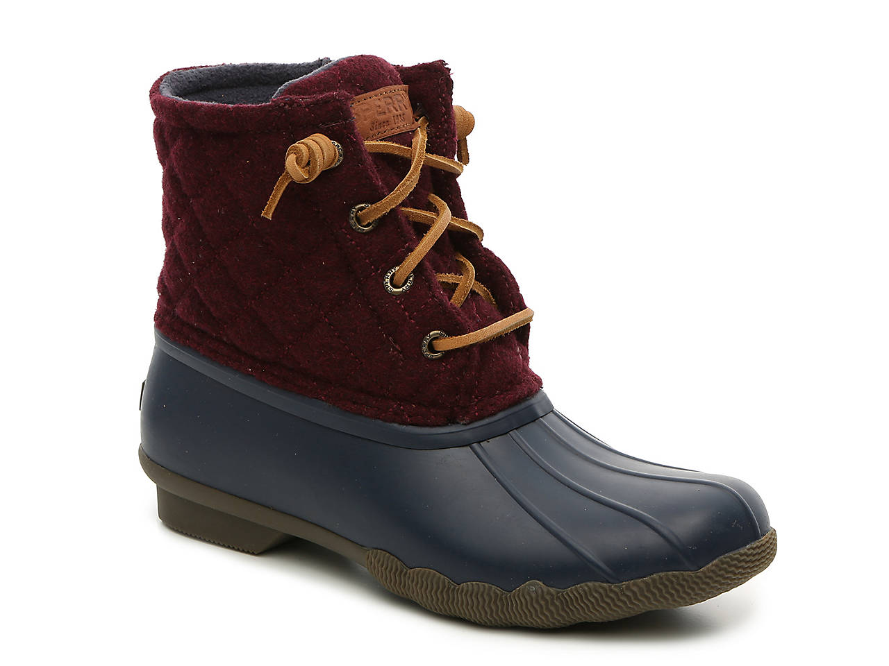 Women's Sperry Top-Sider Saltwater Quilted Duck Boot outlet store with paypal free shipping outlet purchase free shipping excellent cheap release dates JOlOX