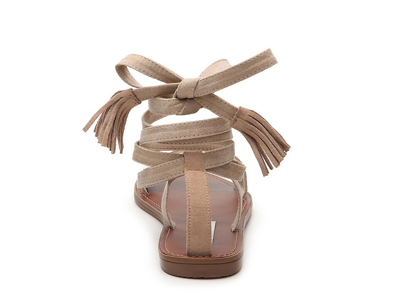 da5bf12636954 Steve Madden Kaara Flat Sandal Women's Shoes   DSW