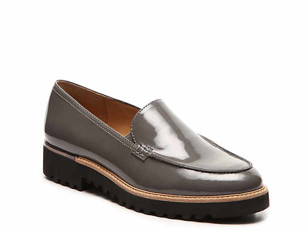 Women's Loafers For Sale Women Franco Sarto Tweed Black/Grey B4388M5 020 Best To Buy