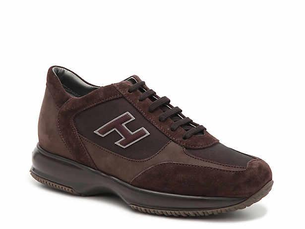 hogan slip on shoes