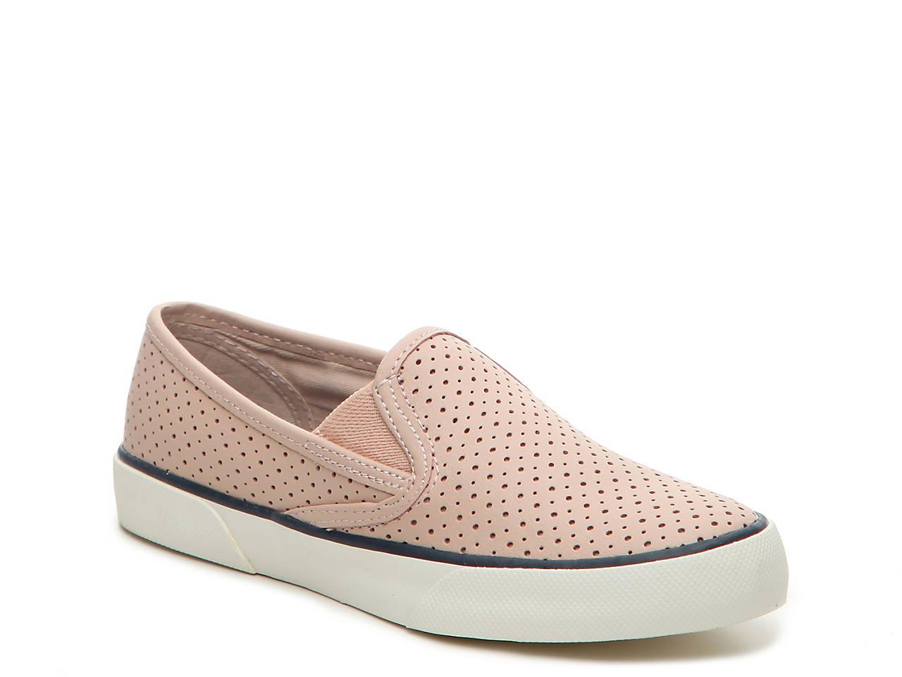 Sperry Top-Sider Pier Side Slip-On Sneaker Women s Shoes  cb77b1e4d