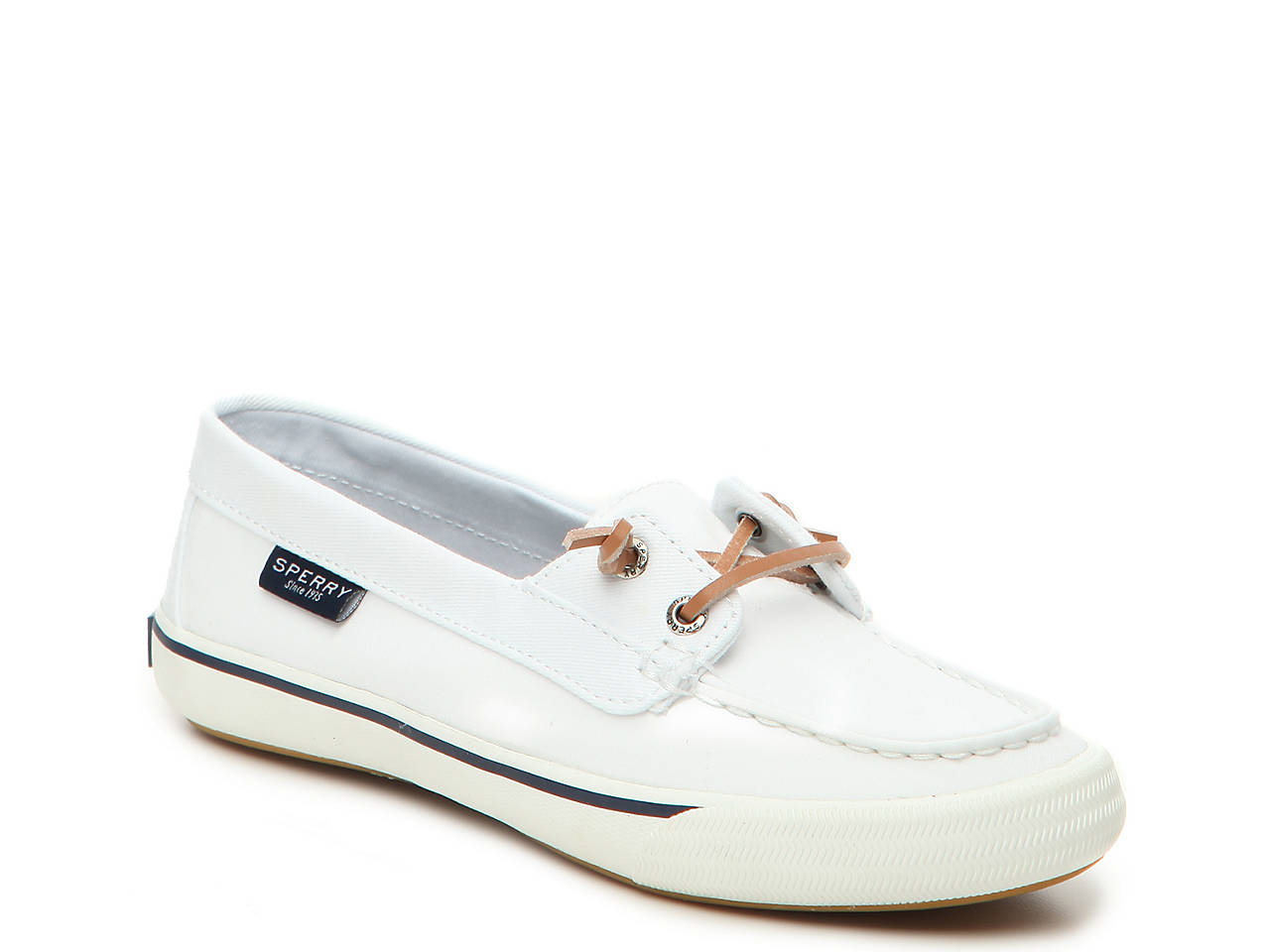 Sperry Top-Sider Lounge Away Boat Shoe Women s Shoes  441c003f7