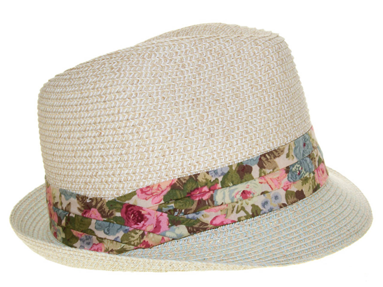 Nine West Floral Band Fedora Women s Handbags   Accessories  ce9e8fe1611