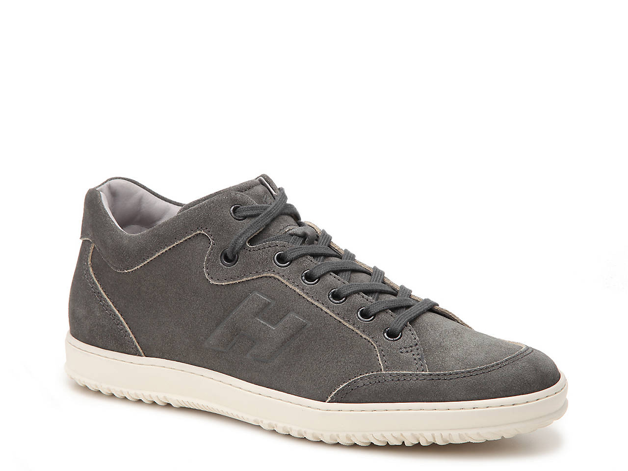 Comfortable Amazon Cheap Online Hogan Suede Logo Sneakers Genuine Get Authentic For Sale Qw9lHyv