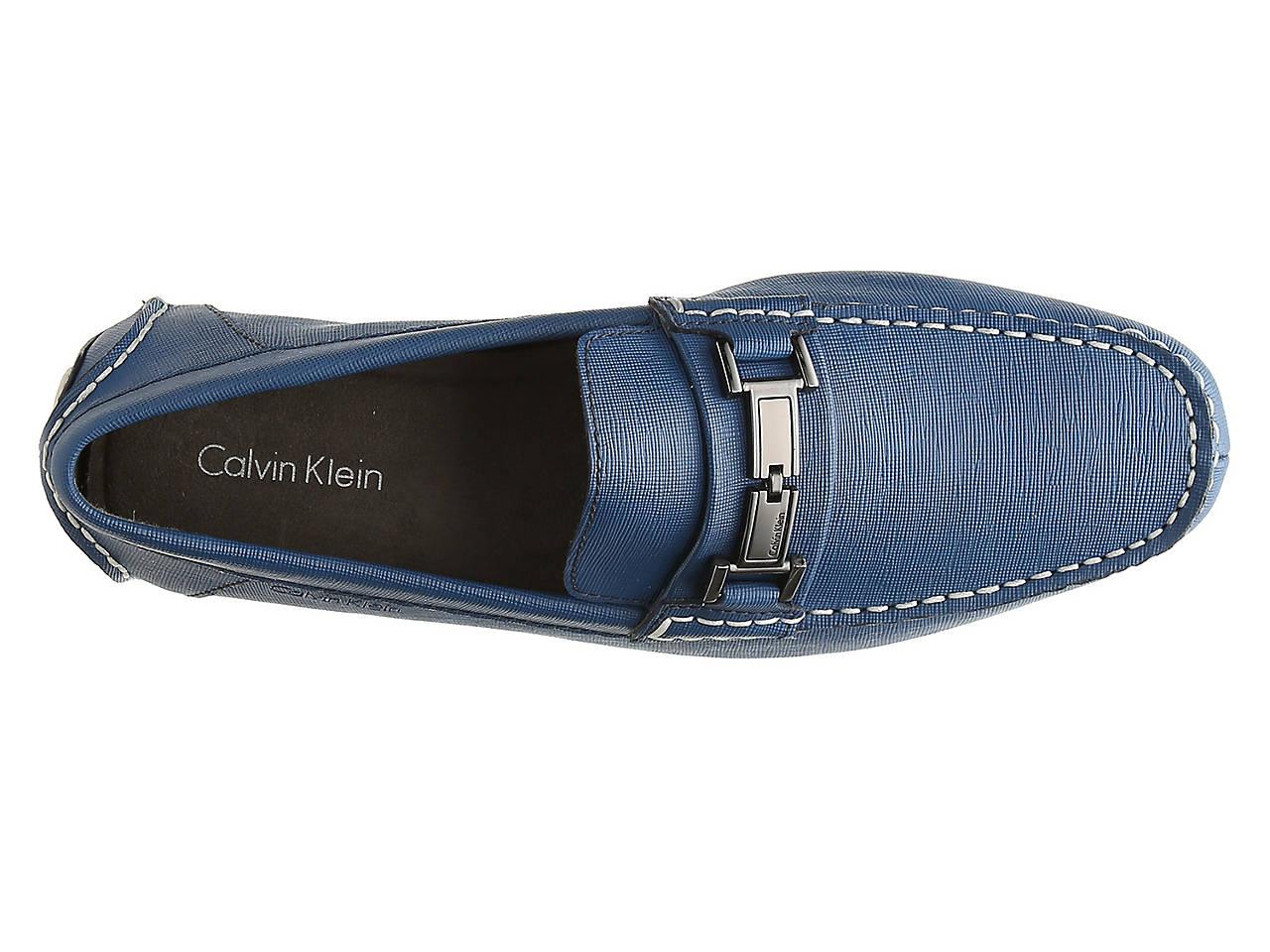 abd8da0e90a Calvin Klein Magnus Loafer Men s Shoes