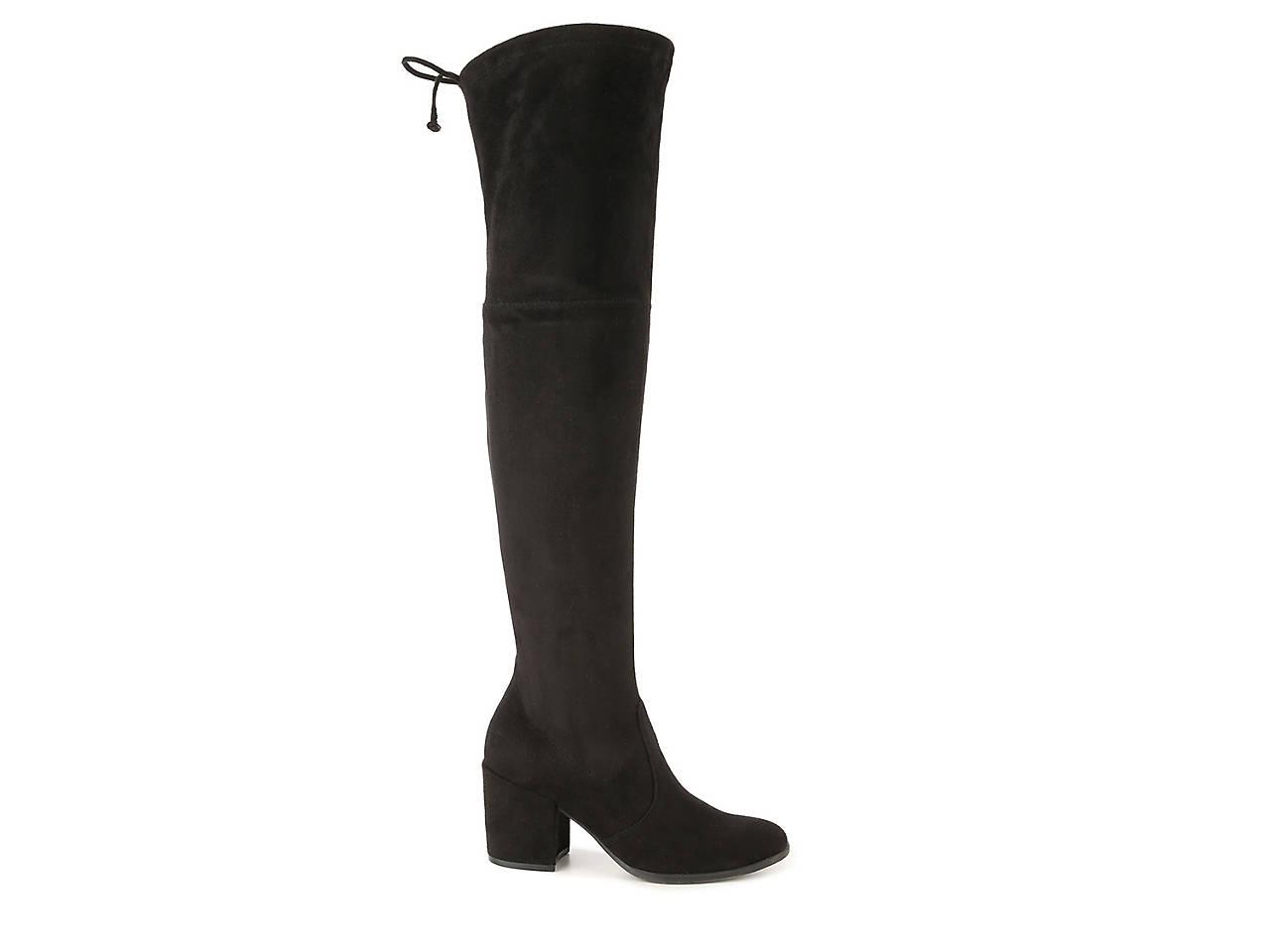 3371aac077d Unisa Dedrii Over The Knee Boot Women s Shoes