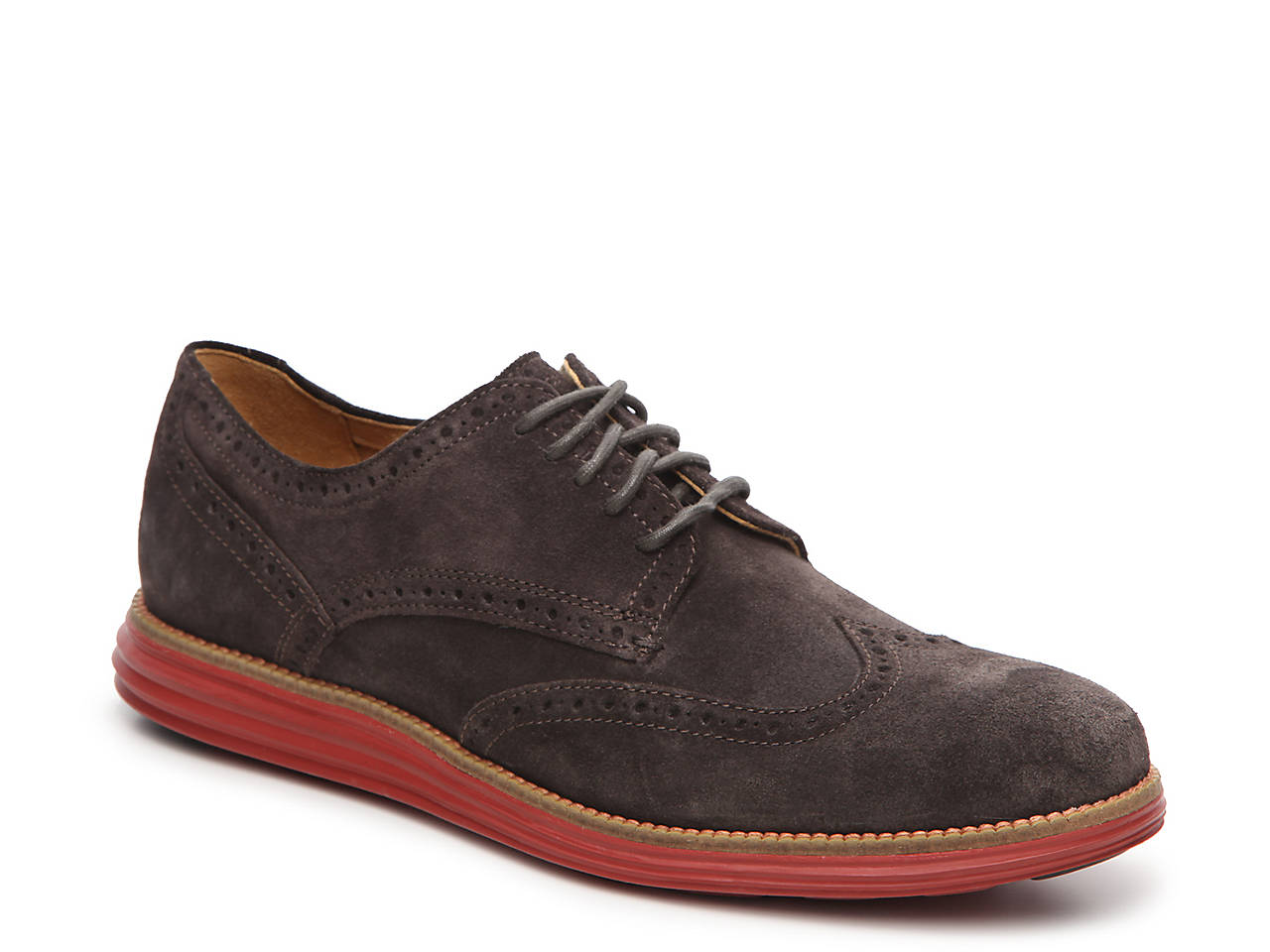 Cole Haan OriginalGrand Wingtip shoes Buy Cheap Shopping Online Clearance Discounts 2veHAwyz