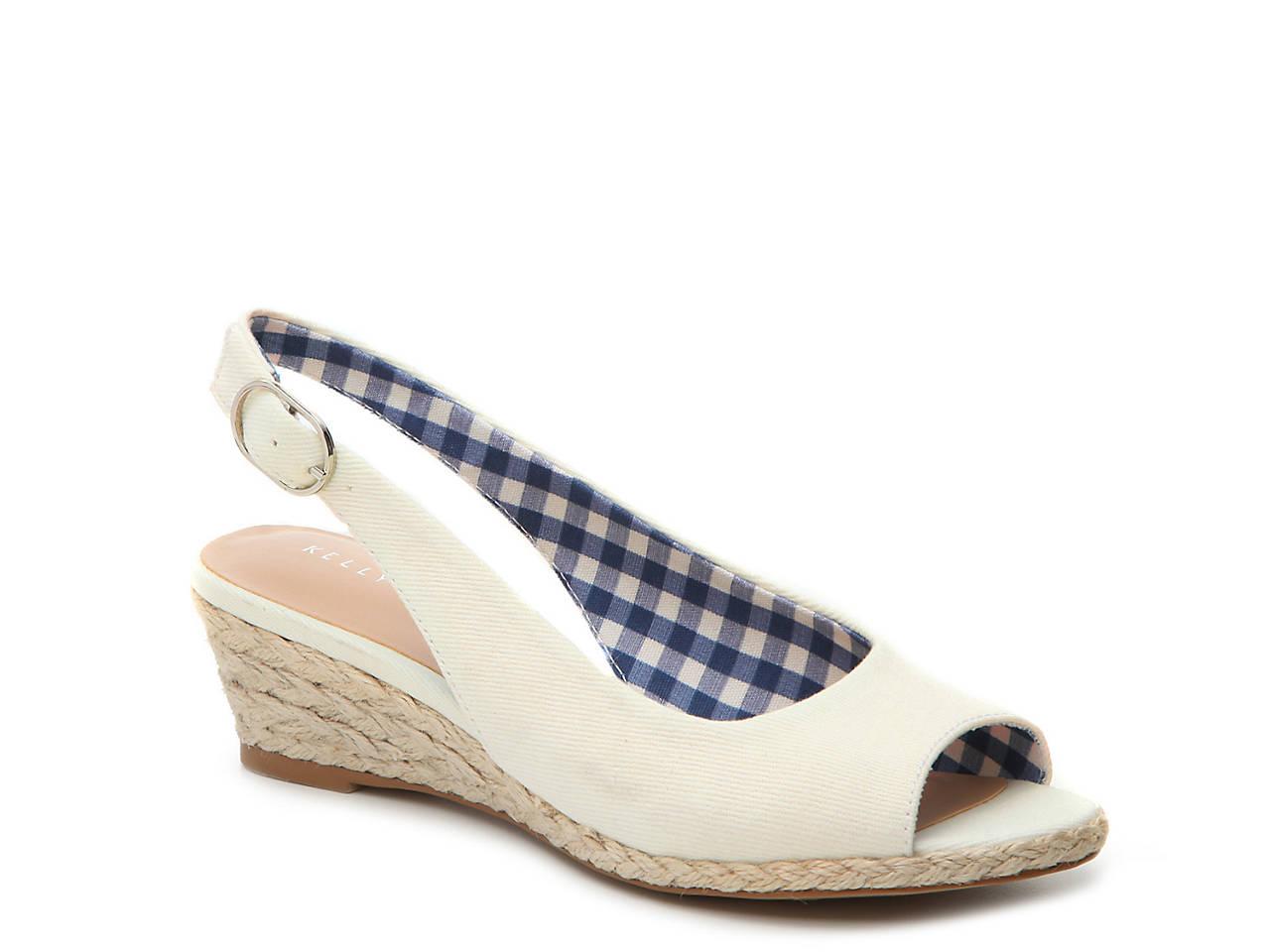 4ba329c9d2c Kelly   Katie Tamy Wedge Sandal Women s Shoes