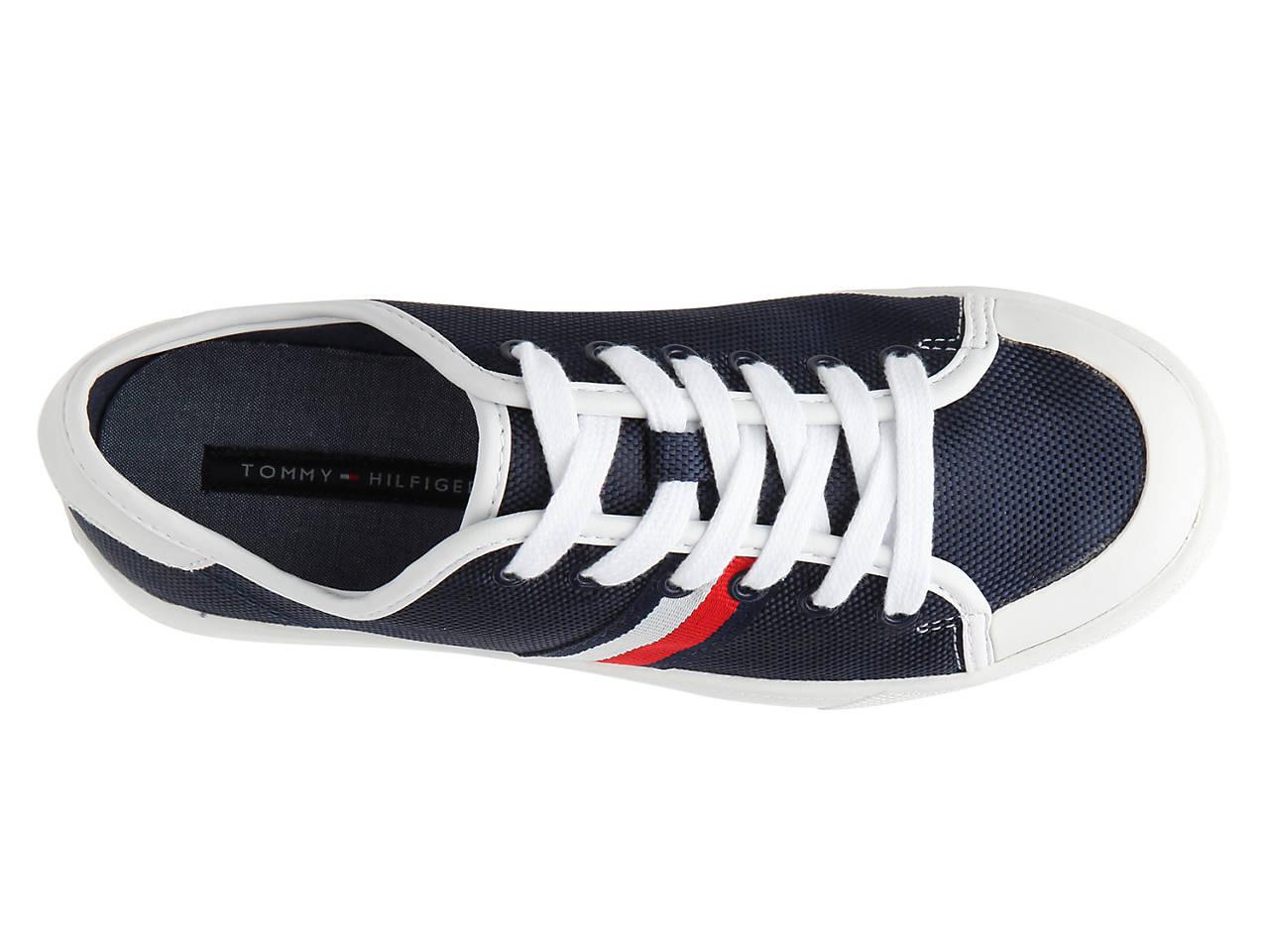 33fa3b775fd9 Tommy Hilfiger Spruce Sneaker Women s Shoes