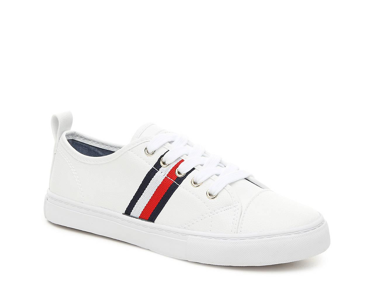 Tommy Hilfiger Sneakers White recommander Sast Prix Pas Cher Jeu Ebay CQkbRT6x