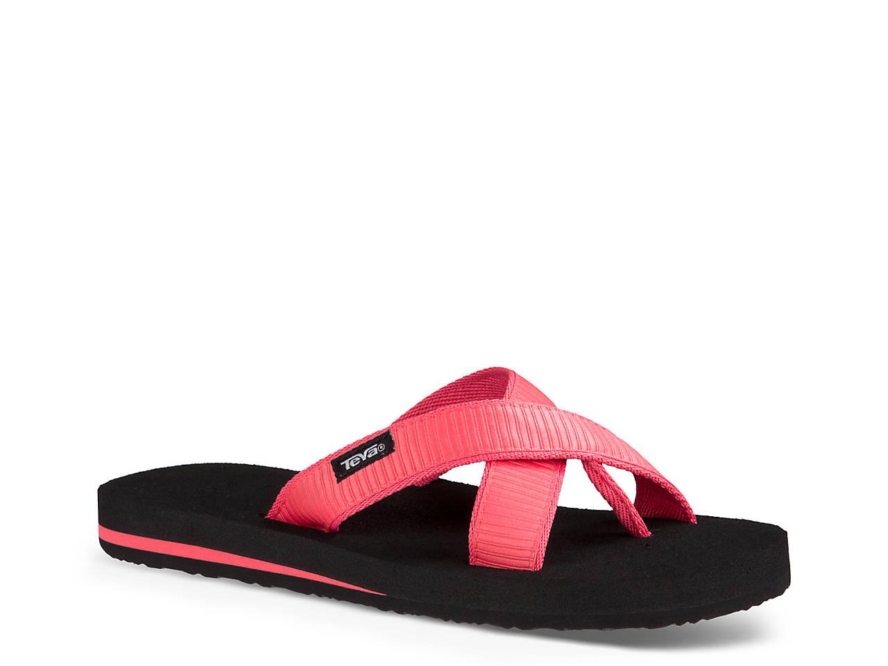 5c63a73f21a7 Teva Mush Kalea Flip Flop Women s Shoes