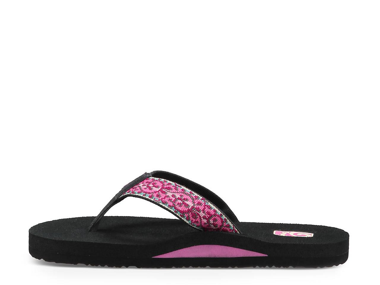 1b6916851 Teva Mush II Patterned Flip Flop Women s Shoes