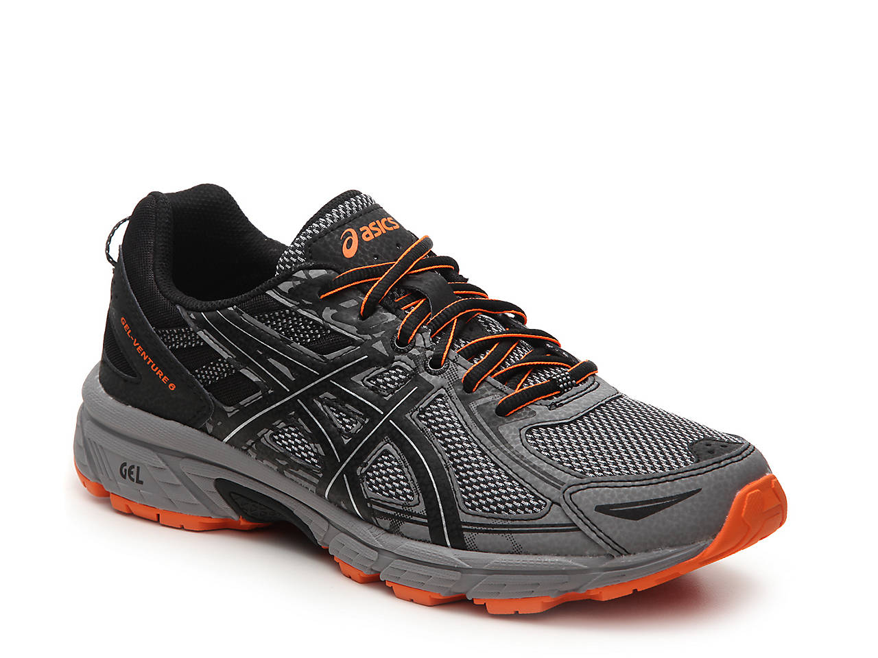 27b96a0ff215 ASICS GEL-Venture 6 Trail Running Shoe - Men's Men's Shoes | DSW
