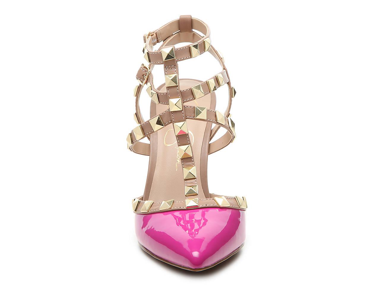 0e811e156cc3 Jessica Simpson Dameera Pump Women s Shoes