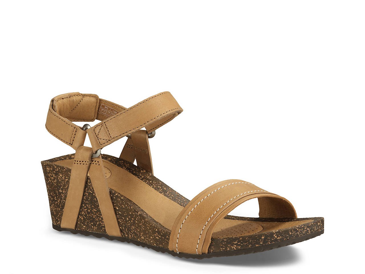 936124c8b Teva Ysidro Stitch Wedge Sandal Women s Shoes