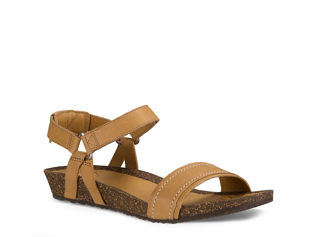 0c1da9683d7a78 Teva Ysidro Stitch Flat Sandal Women s Shoes