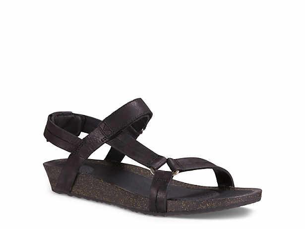 f912d8eb44f9 Teva Ysidro Stitch Flat Sandal Women s Shoes