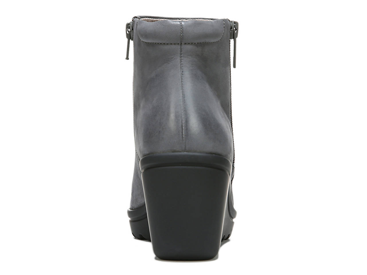 c35a397944b Naturalizer Quineta Wedge Bootie Women s Shoes