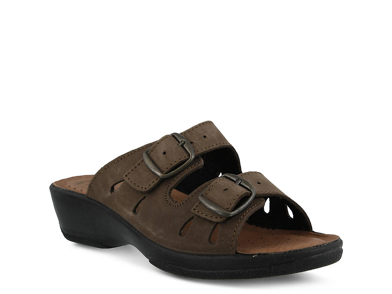 930e63079a4a Flexus by Spring Step Decca Wedge Sandal Women s Shoes