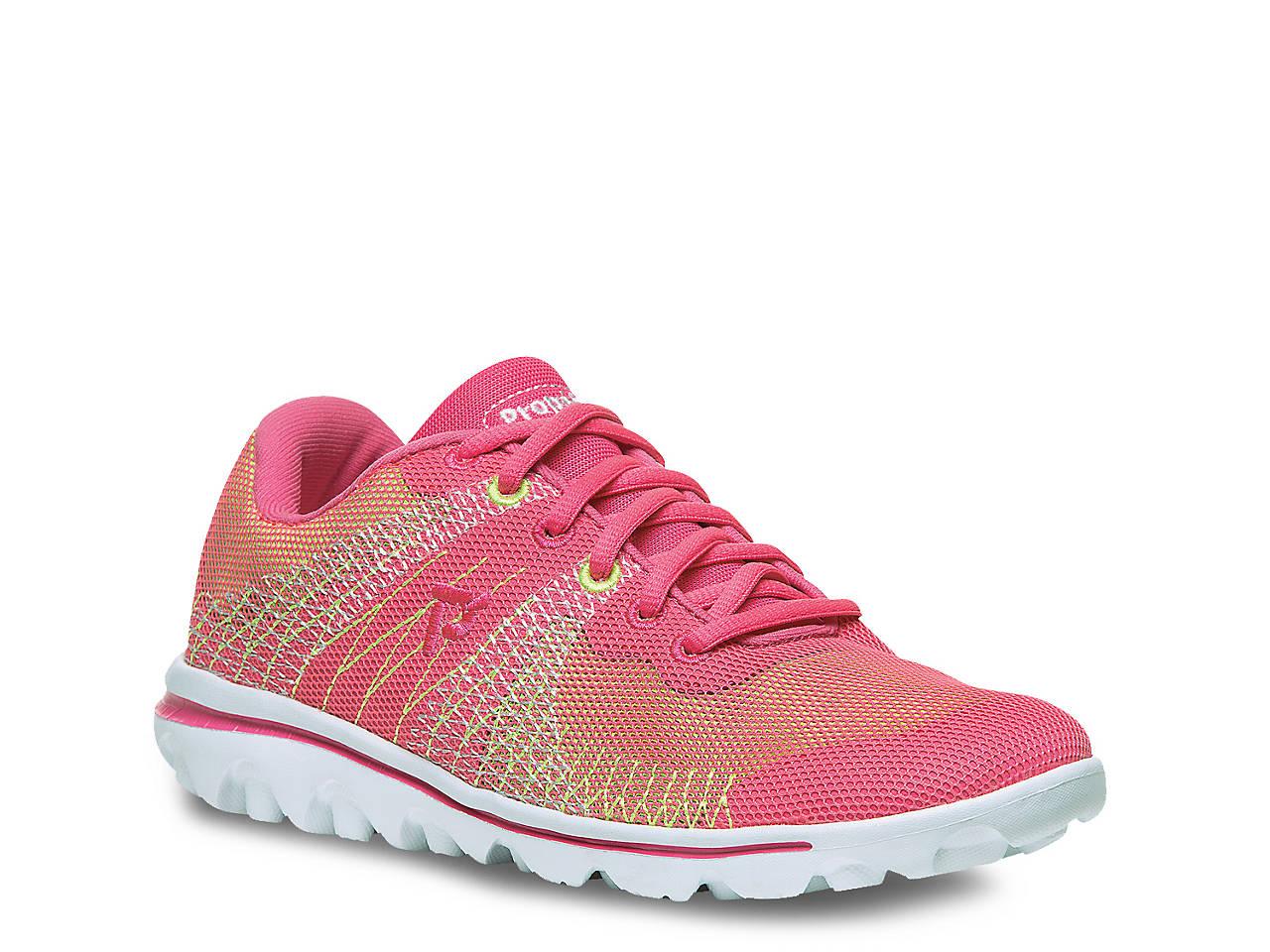 26429f1fbb32 Propet TravelActiv Knit Walking Shoe - Women s Women s Shoes