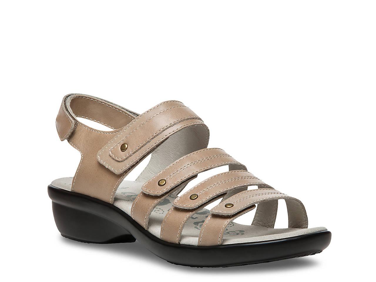 Aurora Wedge Sandal