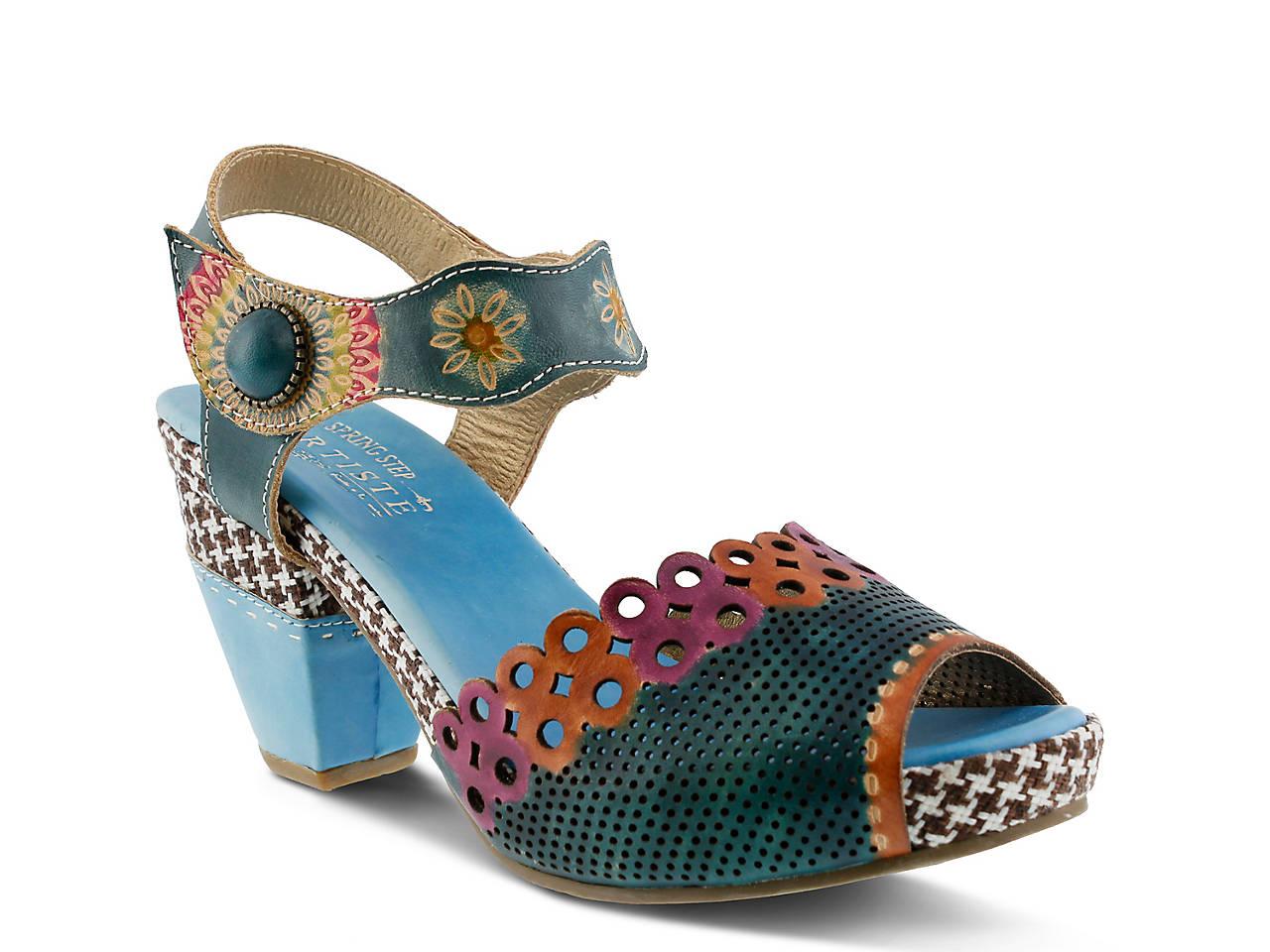 4cc6db7ea5 L'Artiste by Spring Step Jive Platform Sandal Women's Shoes | DSW