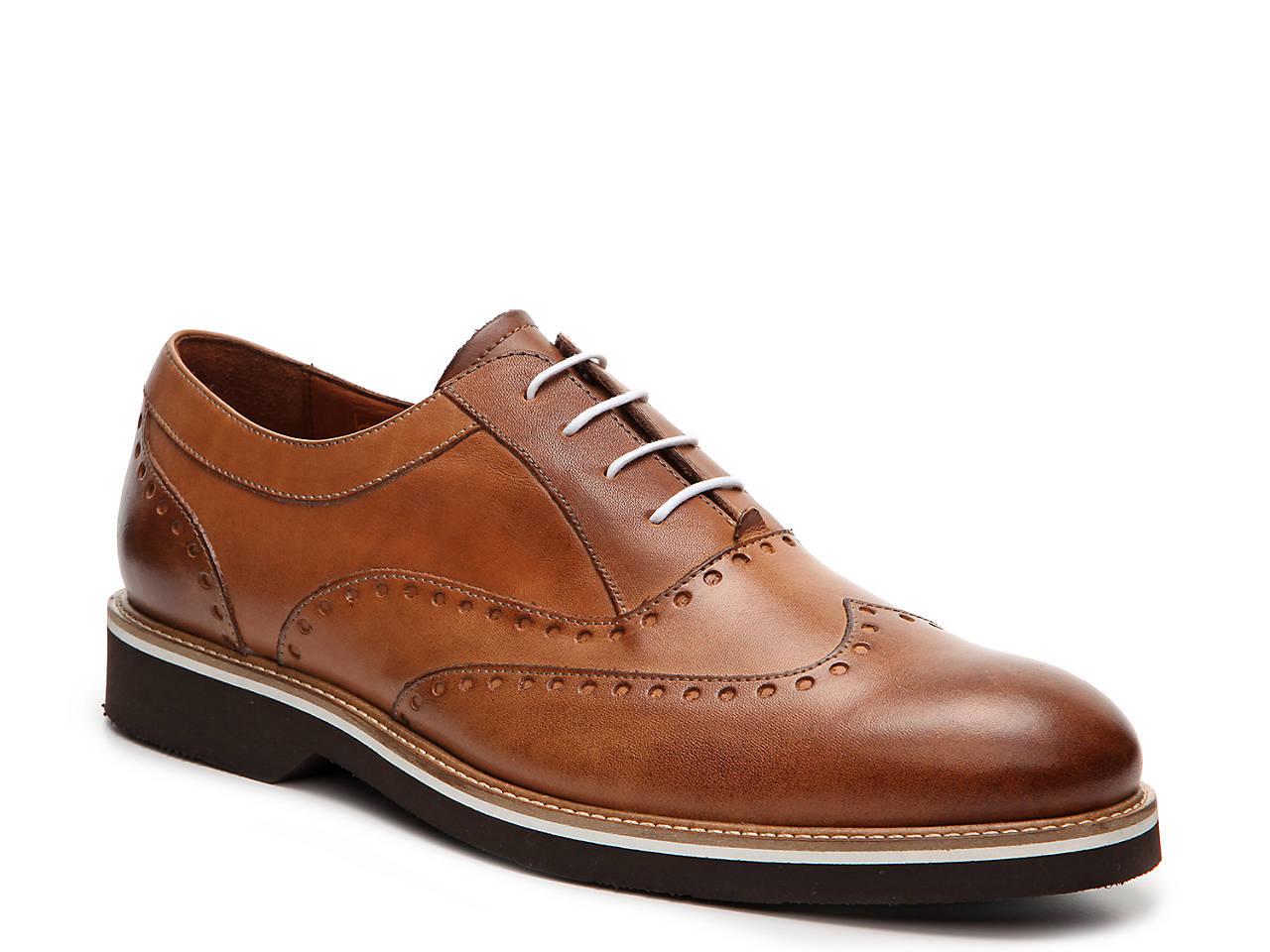 Mercanti Fiorentini Wingtip Oxford Men s Shoes  0a3443c3ea3