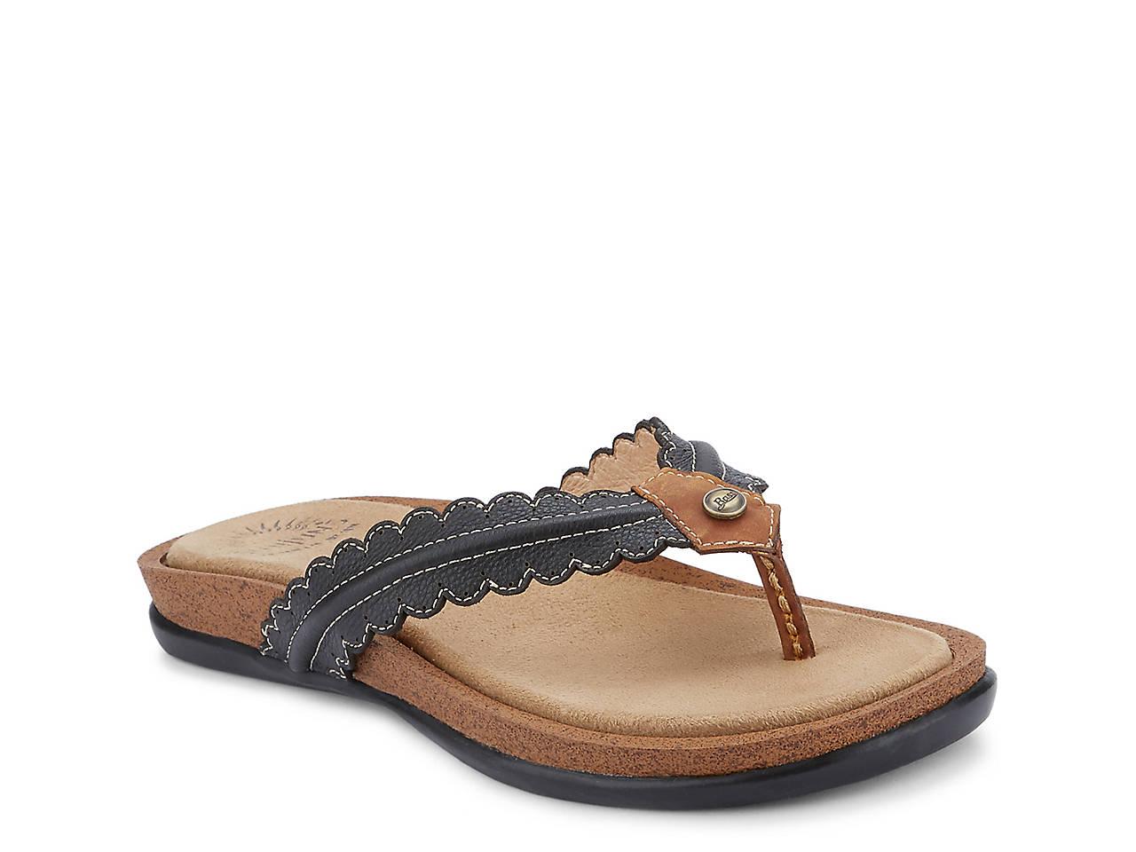 65a84f54d60 G.H. Bass   Co. Sunjuns Samantha Flat Sandal Women s Shoes