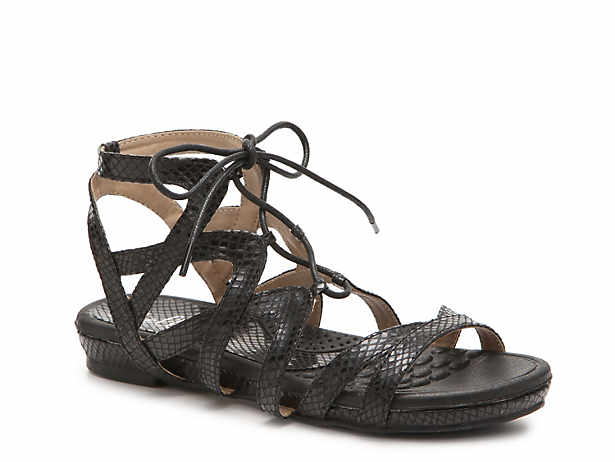 47a38b2cad1 Bellini Nickel Gladiator Sandal Women s Shoes