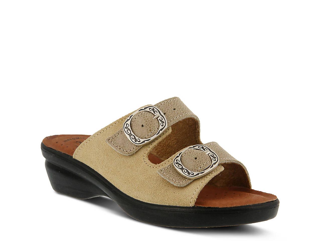 3844dc3b914d Flexus by Spring Step Coast Wedge Sandal Women s Shoes