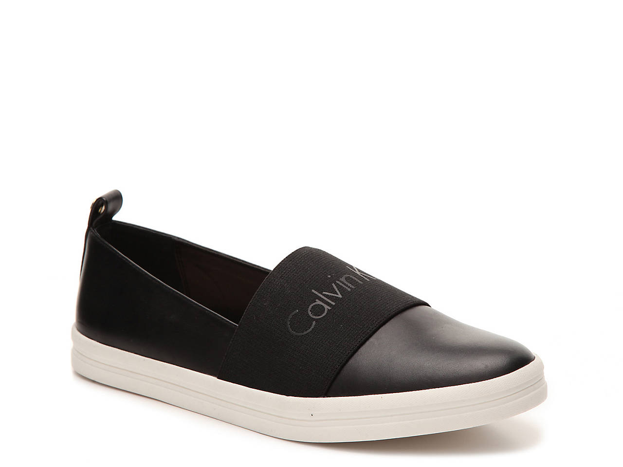 f550fe0a4e24 Calvin Klein Mora Slip-On Sneaker Women s Shoes