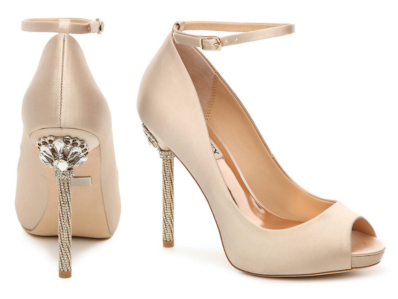 c5199c8df9014 Badgley Mischka Diego Platform Pump Women's Shoes | DSW