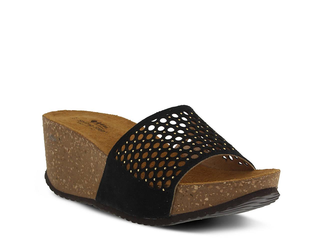 Marni Slingback wedge sandals 5igpfv