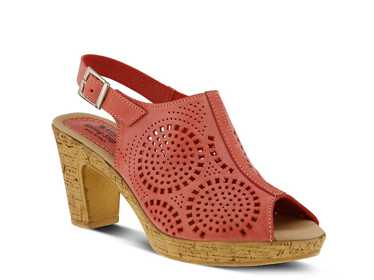 5287829d0fea Spring Step Liberty Platform Sandal Women s Shoes