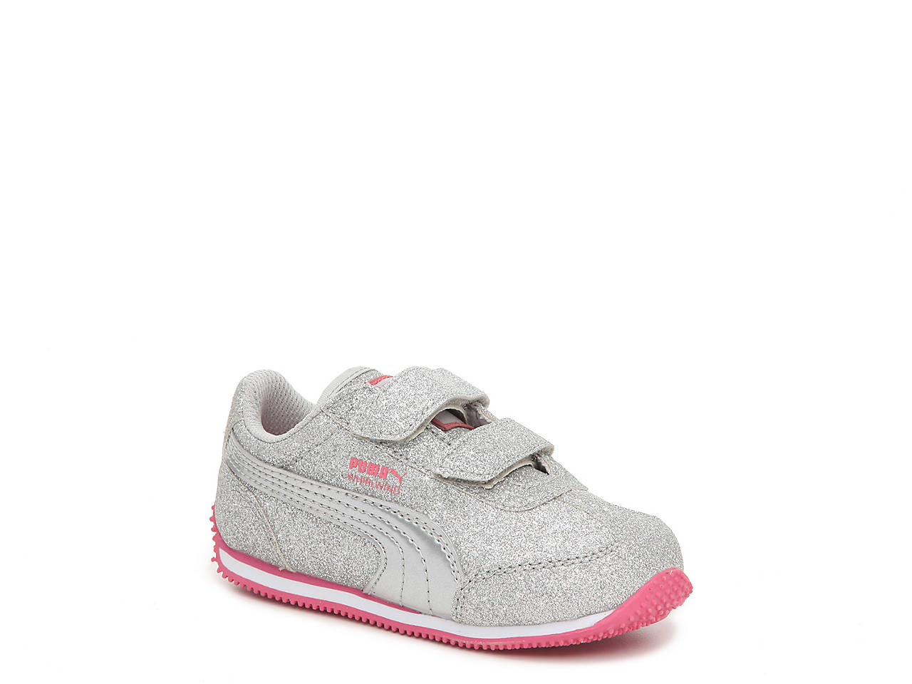 0050d69cdd30 Puma Whirlwind Glitz Infant   Toddler Sneaker Kids Shoes