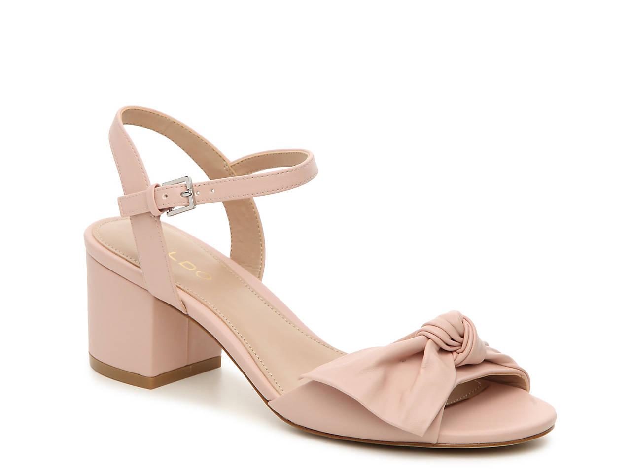 Black sandals at dsw - Knottie Sandal