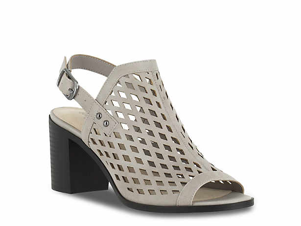 Grey. Easy Street. Casual. Sandals. Erin Sandal