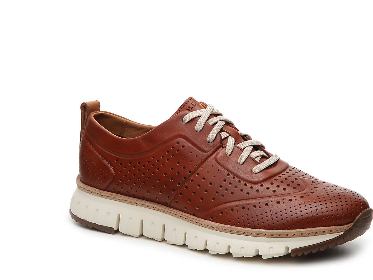 ae251531b98 Cole Haan Zero Grand Perforated Sneaker Men s Shoes