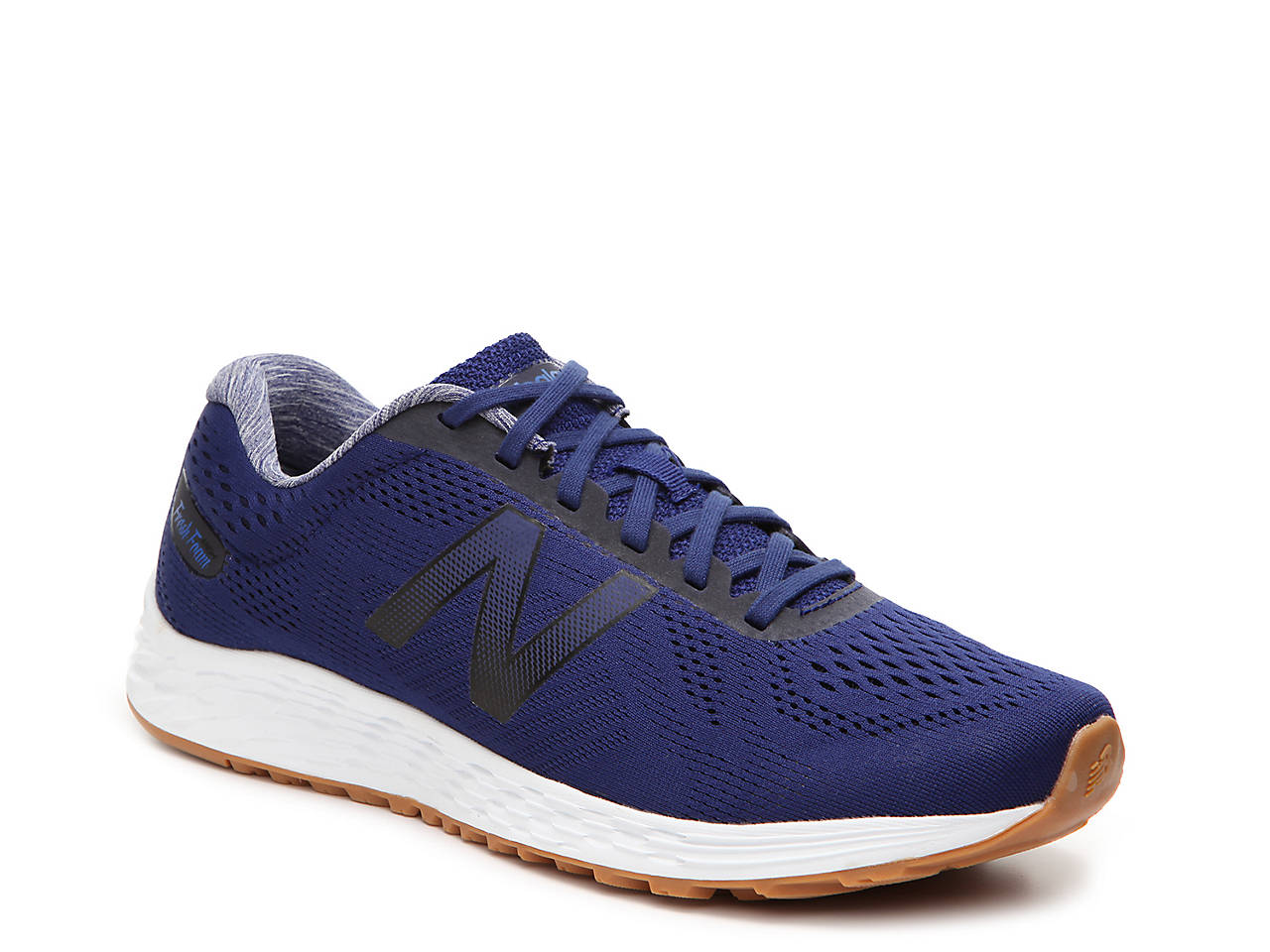new balance blue. fresh foam arishi lightweight running shoe - men\u0027s. new balance. balance blue