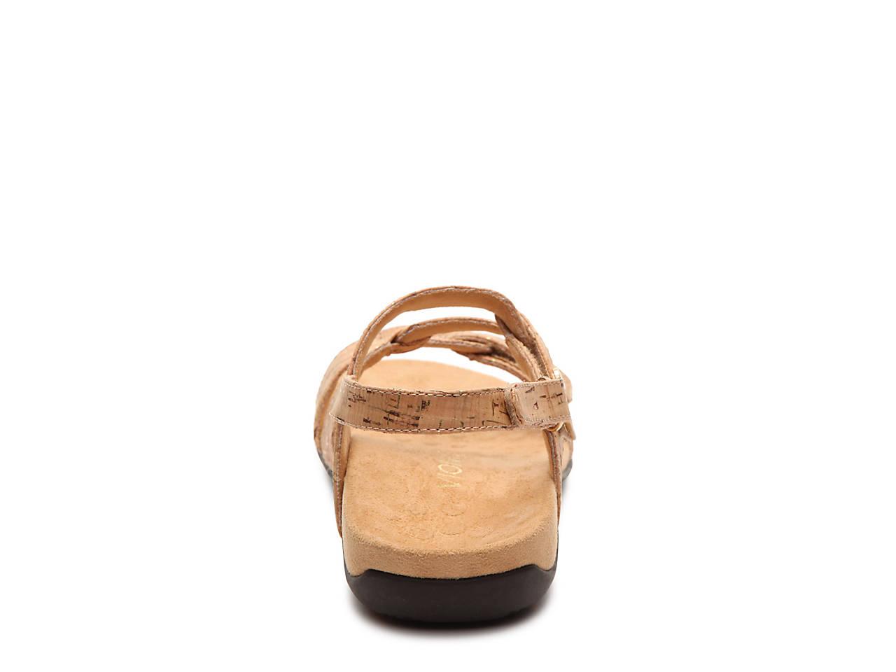 b21fcb7f78b9 Vionic Paros Flat Sandal Women s Shoes