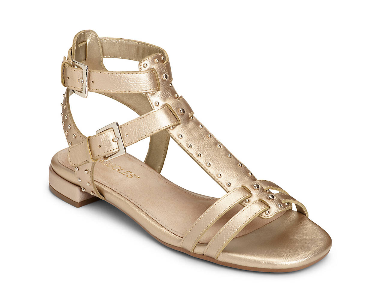 c11aec7cfa4c Aerosoles Showdown Gladiator Sandal Women s Shoes