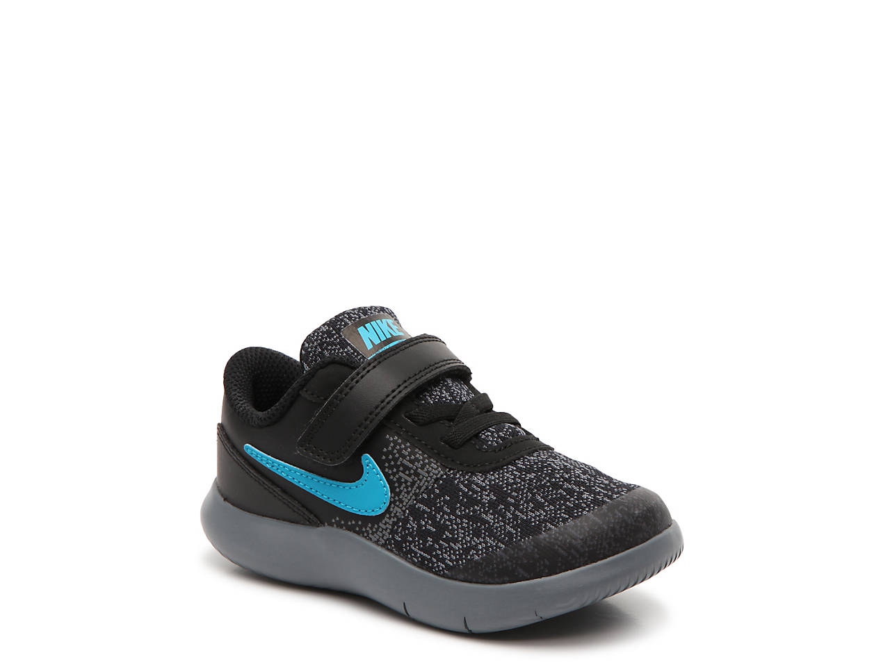 Nike Flex Contact Infant & Toddler Running Shoe Kids Shoes ...