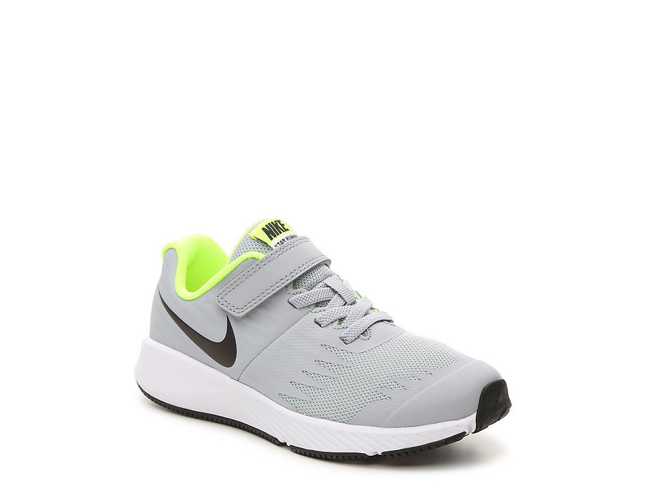Star Runner Toddler & Youth Running Shoe by Nike