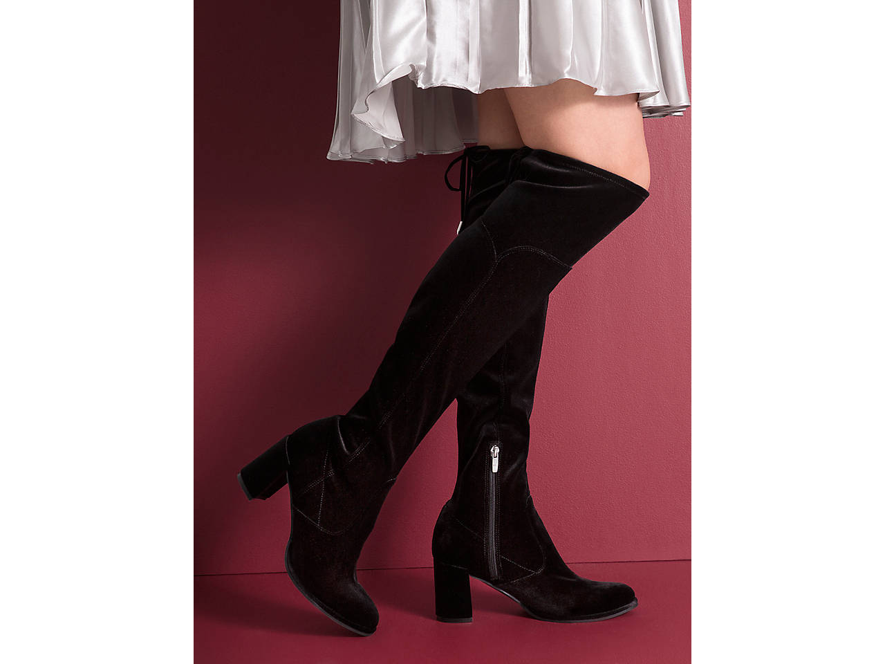 cc0ee43c9c02 Marc Fisher Locket Over The Knee Boot Women s Shoes