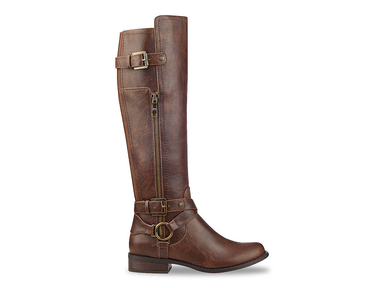 G By Guess Herly Riding Boot Womens Shoes Dsw