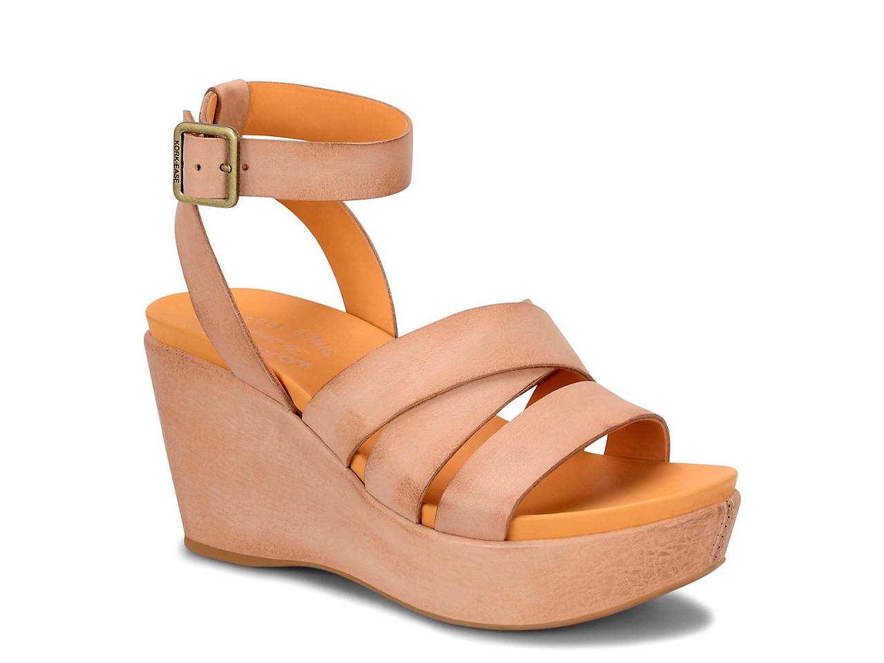 0ba763fa19 Kork-Ease Amber Wedge Sandal Women's Shoes | DSW
