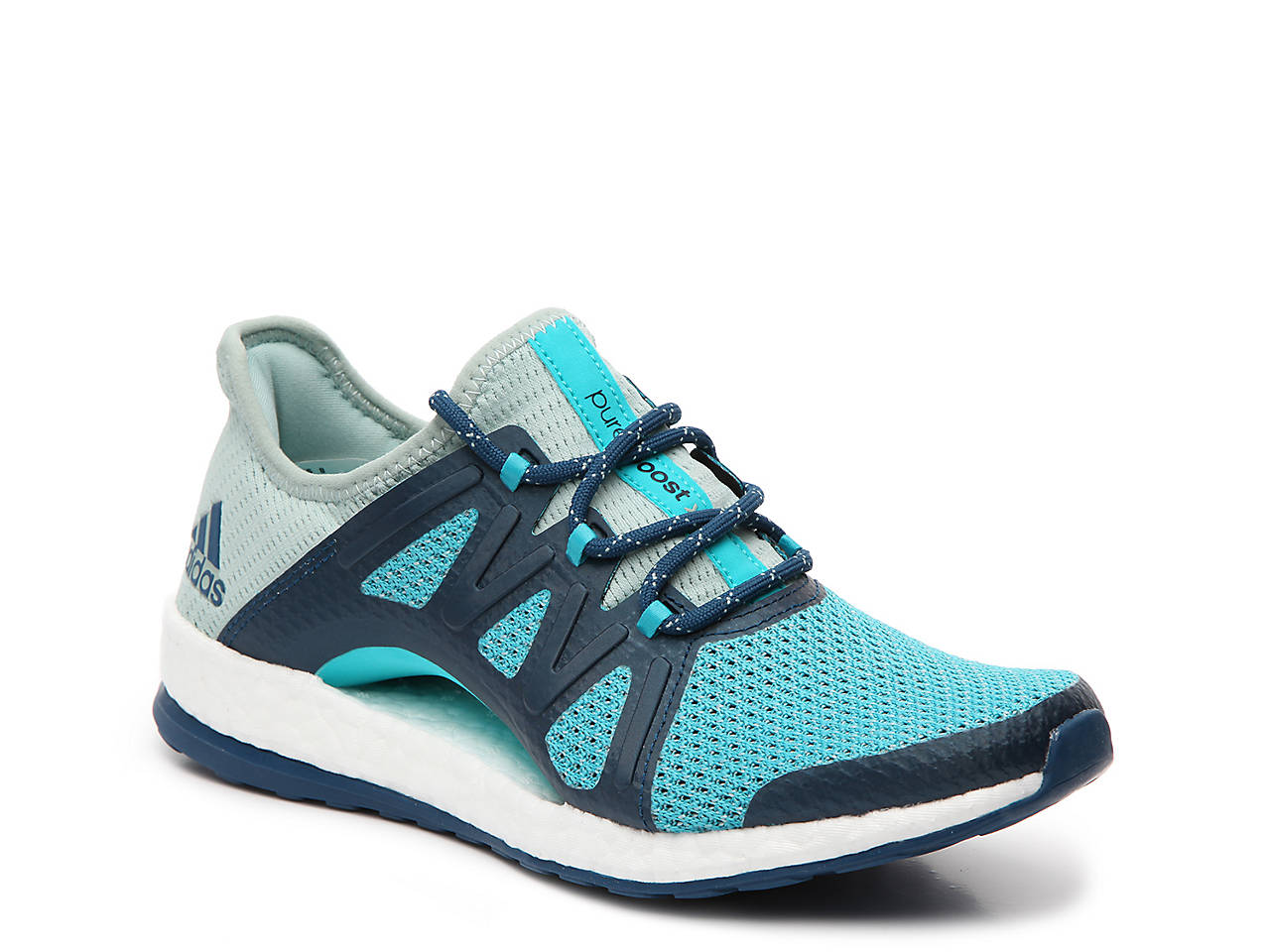 on sale c733e a4919 adidas. Pureboost Xpose Performance Running Shoe - Women s