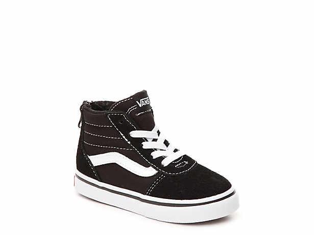 vans boys shoes