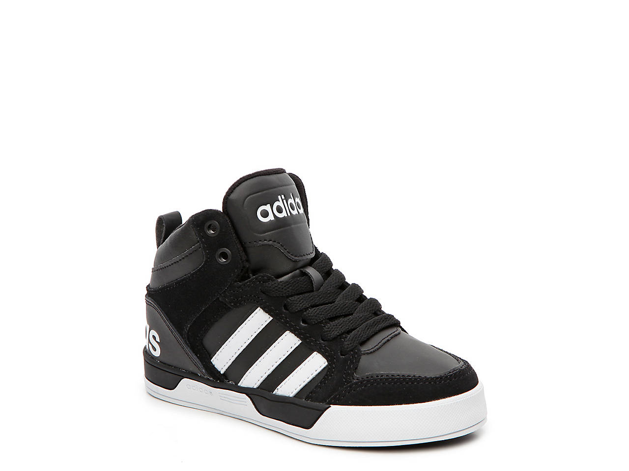 separation shoes 6f282 2e388 adidas Neo Raleigh Toddler   Youth High-Top Sneaker Kids Shoes   DSW