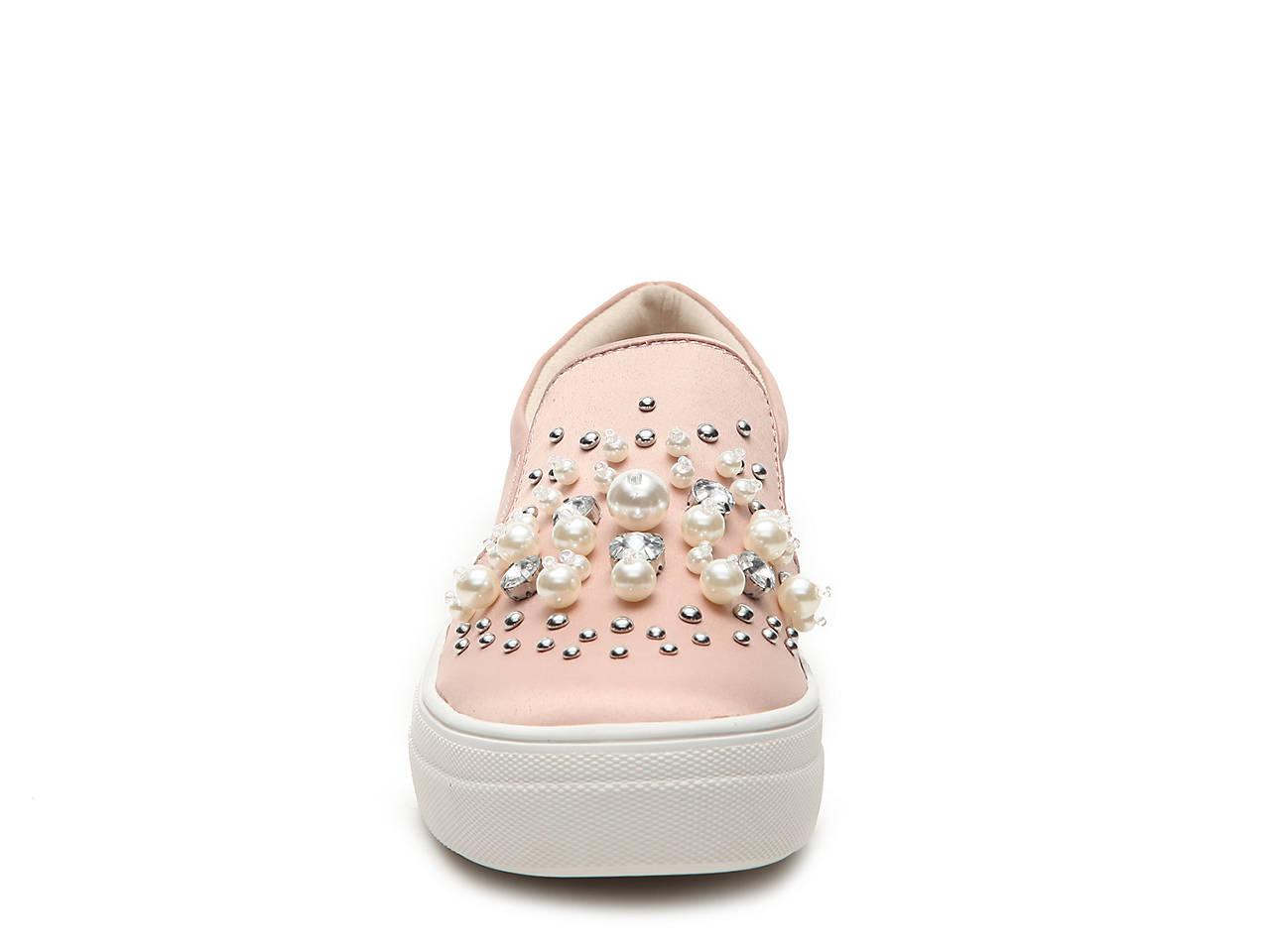 5276e6a08c6 Steve Madden Glamour Slip-On Sneaker Women s Shoes